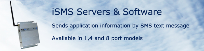 iSMS Servers and Software