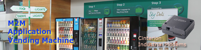 vending machine automation
